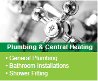 Plumbing & Central Heating Services Ceredigion